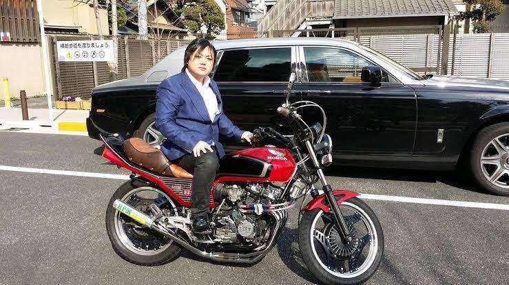 このバイクはなんというバイクですか?