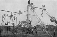 昭和時代はこんな危険な遊びをしていたと見ましたが    昭和何年くらいまであったのですか?