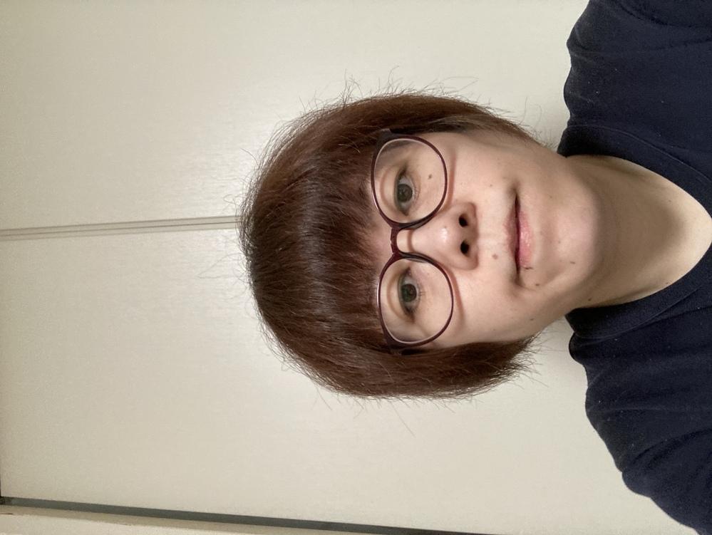 今の髪型が画像のようなマッシュボブなんですが、どんな髪型が似合いそうですか? いつごろ切ったらいいですか?