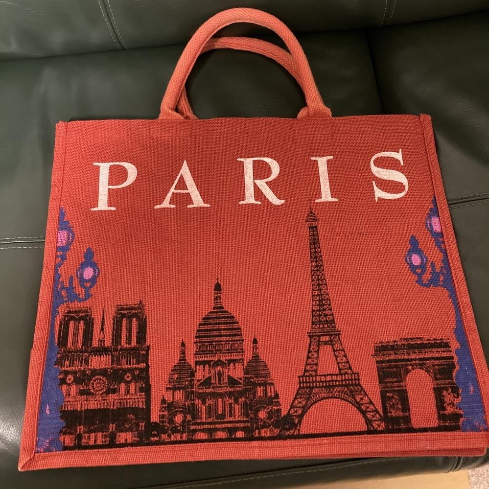 このバッグはどこかのブランド品でしょうか? 押入れから出てきて捨てるに捨てられなくてご質問させて頂きました。 わかる方いらっしゃいましたらお教え下さい。
