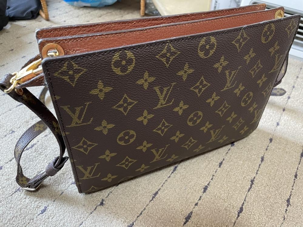 昔のヴィトンのショルダーバッグだと思うのですが、シリアルも見つけられず、名前も不明です。ショルダー お分かりになる方いらっしゃれば教えていただきたいです。