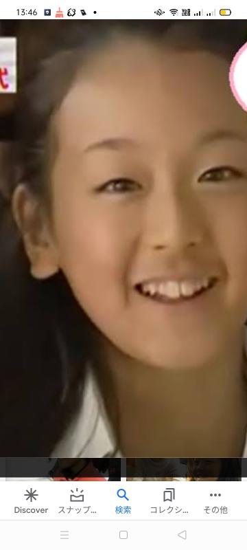 次の写真は芦田愛菜ちゃんに似てますか。