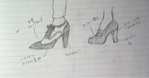 こんな感じの靴を探しているのですが 全然見つからなくて困ってます。 それで以下の質問に答えて欲しいです。 * ①自分でデザインした靴(生地や素材含めて)を ビスポークできますか? ②オ...