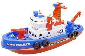 なぜこのボートのおもちゃ(早川玩具)は防水加工が施されてないんですか?