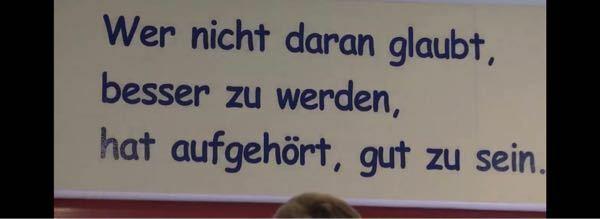 ドイツのスポーツ番組で出た言葉です 翻訳サイトを用いましたが意味がよくわかりませんでした