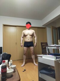身長172,92キロです  ベンチ、体脂肪率いくつに見えますか?