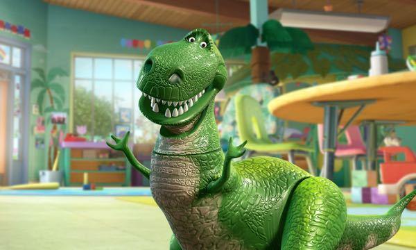 山之内すずってティラノサウルスに似てませんか? あのトイストーリーに出てくるやつとか