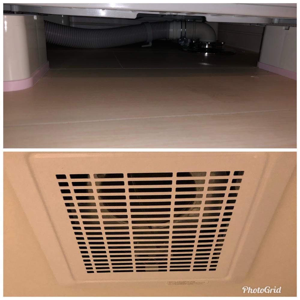 賃貸アパートですが、他の家の料理の臭いが室内に入ってきます。換気扇から臭うようです。原因は何でしょうか?また、対処の方法ありますか? 油っぽい臭いが気持ち悪いです。 あと、洗濯機も一日使わないだけで排水溝のあたりから下水臭がふんわりしています。 対処方法教えてください。 本当気持ち悪くて辛いです。