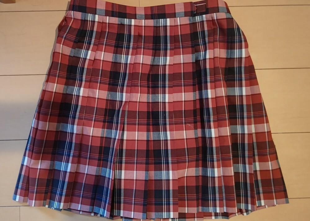 【至急】30歳です。彼が写真みたいなスカートを私にはいて欲しいと言って買ってきてくれました。 可愛いスカートだなーと思いつつ若作りになってしまうかなーとも危惧しています。うまいコーデは無いですかね? 今日デートなのですがどう着こなすのがいいでしょうか?