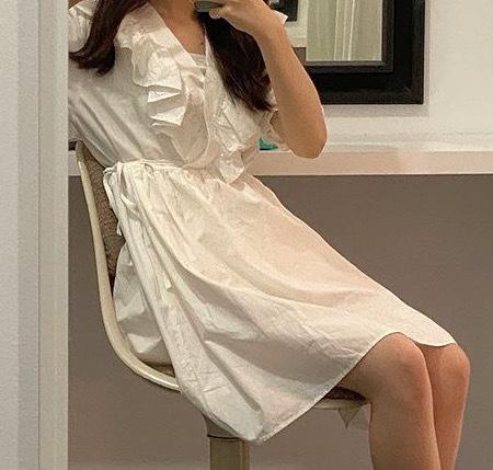 この写真のワンピースが欲しいのですがどこのブランドか分かりますか? 好きなモデルさんの着ていたものです。