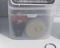 こういうプラスチックの入れ物はダイソー、セリアどっちにも売ってますか?
