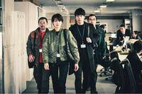 この坂口健太郎が着ているコートの種類を教えて貰えませんか? コートのなんていうか、類とか……お願いします。