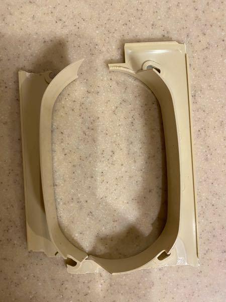 壁のガス栓カバーが割れてしまった為探しています。 画像と同じものがどこのものか分かりません。