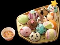 クリスマスにはどんなアイスクリームを食べますか??