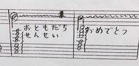 ピアノの弾き方についての質問です。 この写真の部分の弾き方がわかりません。わかりやすく教えていただきたいです。