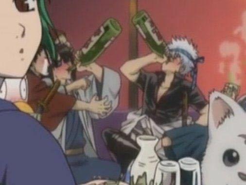 銀魂の桂小太郎と坂田銀時が酒飲んでるこの回って何話だか分かりますか!?