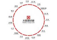 大阪環状線の内回りと外回りの覚え方あれば教えてください。 先月に大阪に引っ越してきましたが内回り外回りがまだ覚えられません。 名古屋の地下鉄名城線みたいに右回り左回りとしてくれたら分かりやすいのに、なぜ大阪環状線は内回り外回りと呼ぶのでしょうか…?