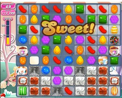 キャンディクラッシュと似たゲームって、 何種類あるんですか。