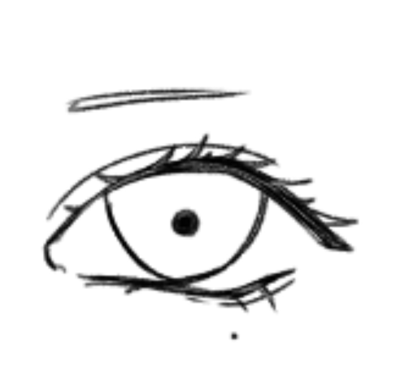 こんな感じの目を描く絵師さんっていたりしますか? 絵を描く時参考にしたくて調べても出てこないのでどういう感じで調べたら出てくるかとか、 系統も教えてくださると幸いです!