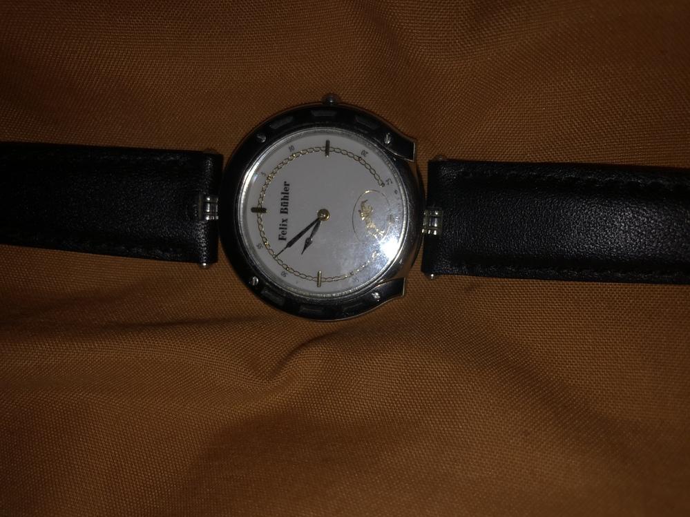 この時計がなんなのか教えてください