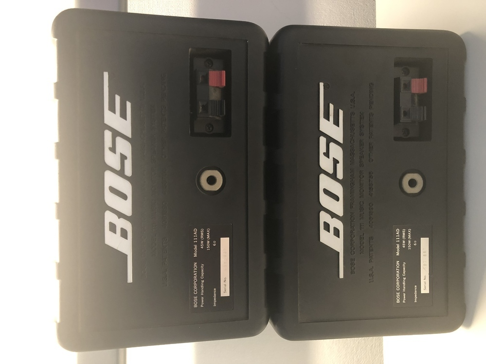 Boseの111ad、JBLのJ316 PRO、JBLの2402hというスピーカーを貰ってきたのですが、ミニプラグ-先バラのケーブルを購入することで、 PCやスマホなどイヤホンジャック搭載の機器で使えるようになるのでしょうか? 当方オーディオ関連について疎く、どのようにすれば使えるようになるか分からない状態ですのでご回答よろしくお願い致します。