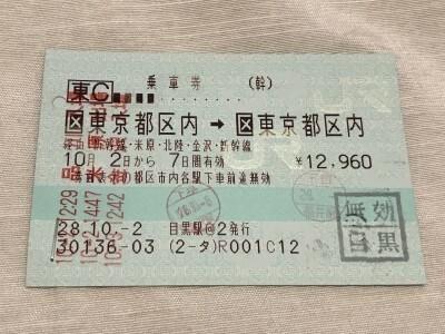 特定都区市を発着するJR乗車券の運賃計算について 東京から金沢、京都と観光して東京まで戻るのに、一筆書き切符を購入すればお得、ということを紹介するサイトは多々あります。 例:https://smartparty.jp/one-way-trip-summary そして、東京都区内発着の場合、東京都区内→東京都区内の切符を買っているのを見かけます。 JRの規則を見ると、東京都区内のような特定の都...