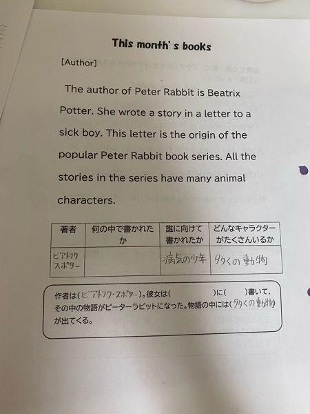 英語について質問失礼します。 写真の問題の空白部分が分からなくて.... お助けして頂きたいです。 宜しくお願いします。