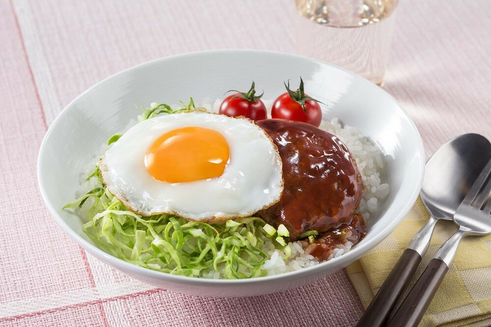 昨日の夕飯はロコモコ丼でした。 今夜は何を作ったらいいと思いますか?