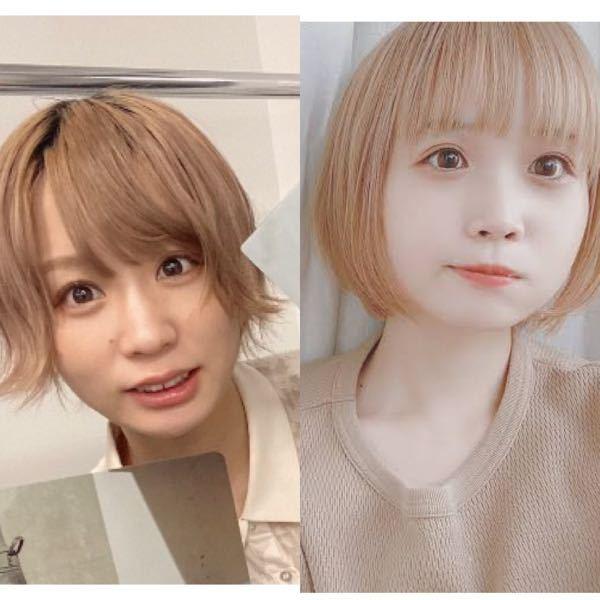 BiSHのモモコグミカンパニーとパオパオチャンネルの@小豆、どちらが顔が可愛いですか?