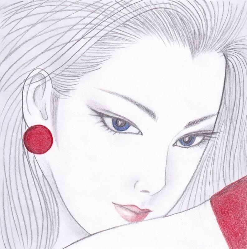ボンジュール(^O^)/ SSカテゴリに参加しておられる女性陣の中で あなたのイメージとして このイラストに似た女性は誰ですか?