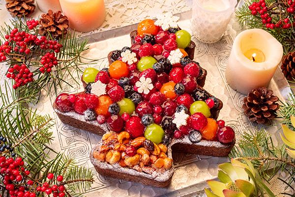 クリスマスにはどんなフルーツを食べますか??