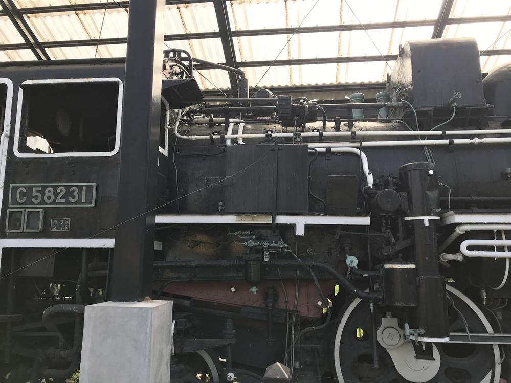蒸気機関車C58です。 画像右上および画像中心にある箱型の装置はなんでしょうか。 わかる人教えてください。