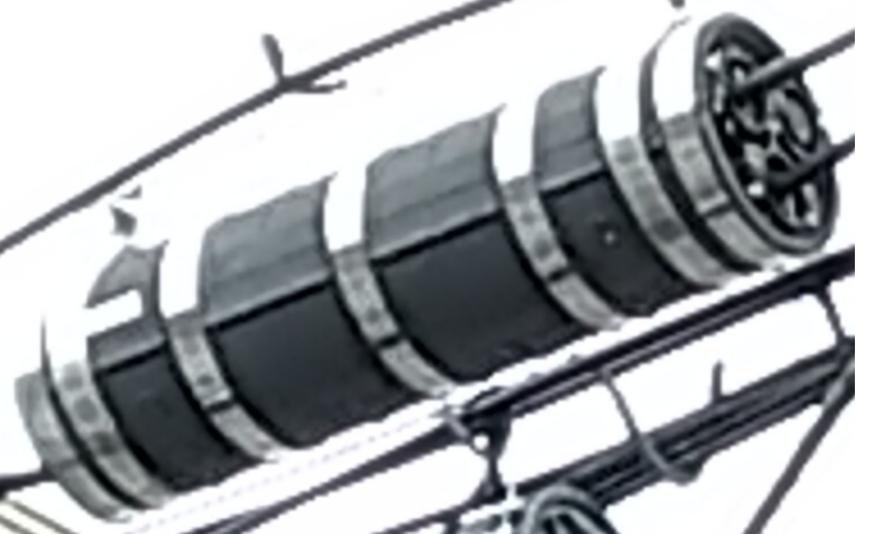 【画像あり・電気・謎の物体】電柱の電線にぶら下がっている円筒形のこの物体は何ですか?