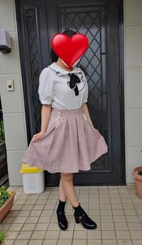 このファッション、可愛いですか?  お礼50枚。  よろしくお願いします