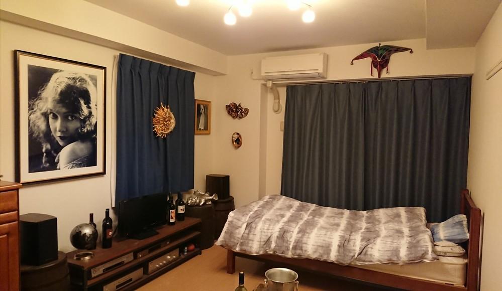 この部屋の主は、オタクだと思いますか??
