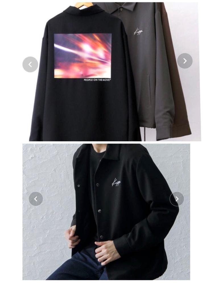 春秋用のアウターが褪せてきたので新しいの買おうと思ってるんですが、ZOZOで見つけたこのコーチジャケットは大学生でもいけそうですかね? (主にバックプリントがどうかなと) 結局は着こなしということは重々承知なのですが、これまであまりファッションに興味を持ってこなかったので… また、仮にコーディネートを組むとしたらどんな風に組むかも参考にさせていただきたいのでご回答お願いします!