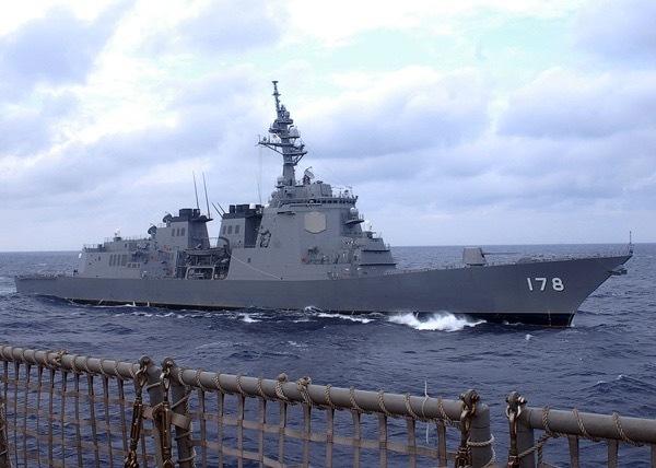 自衛隊のイージス艦が台湾海峡を通過したら中国から攻撃されますか?