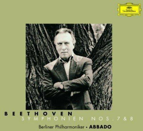 こちらのCDは良いと思いますでしょうか。ベートーヴェン交響曲第7番&第8番。クラウディオアバド指揮ベルリンフィル。 私は良いと思うのですが。好きですし。