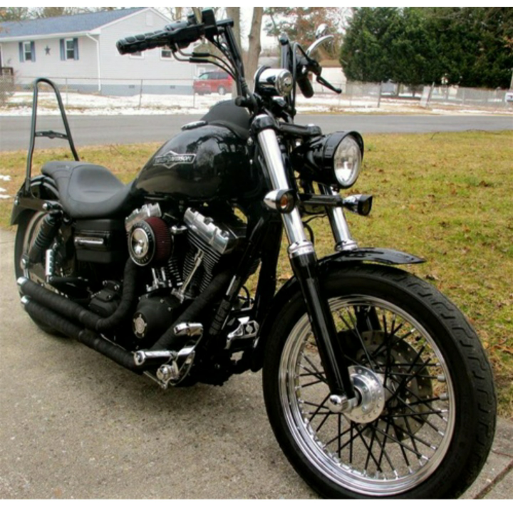 これはなんというバイクですか? ハーレーのバイクでしょうか?