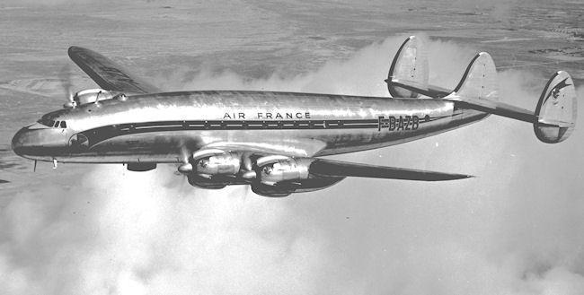 なぜアメリカは日本が一億総玉砕のときにこんな超カッコイイ飛行機(ロッキードコンステレーション)を余裕で開発していたんですか