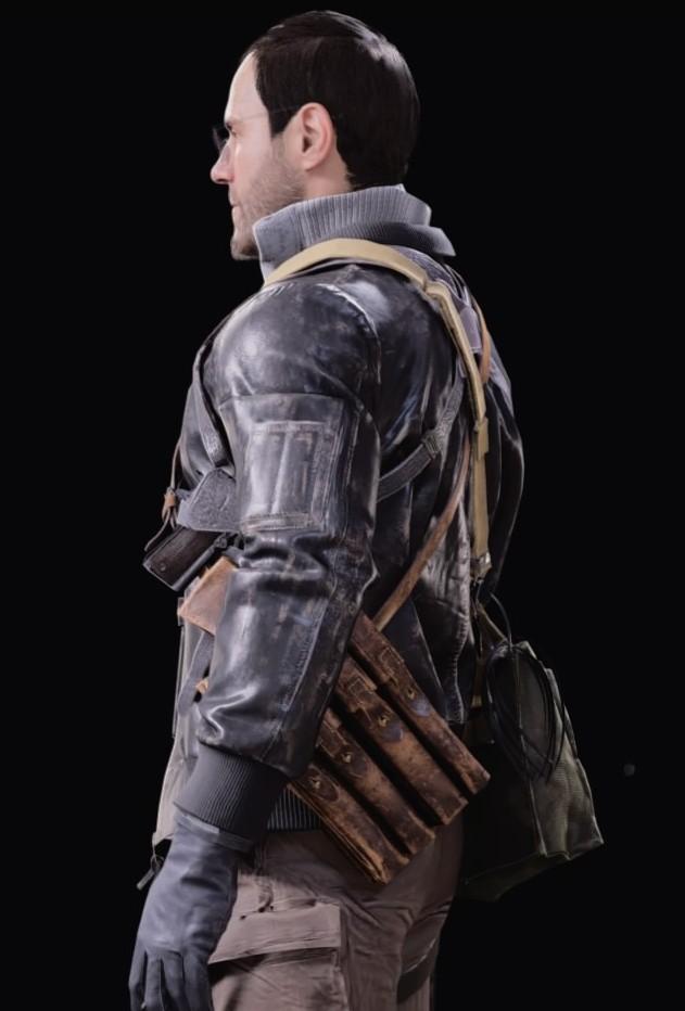写真のような肩から掛けている装備が欲しいのですが名称は何でしょうか?