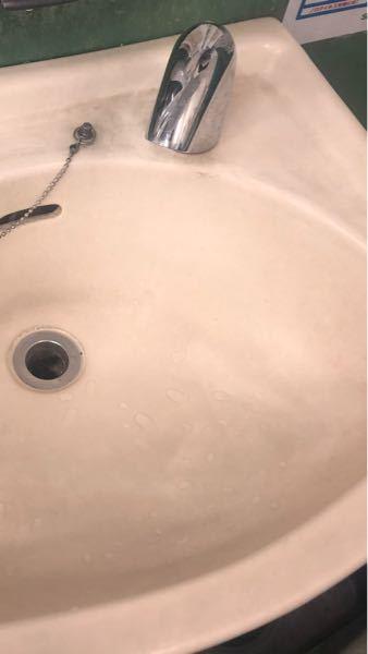 この頑固な黒ずみ どんな洗剤を使ったら取れますか? 因みに、メラミンスポンジは全く歯が立ちませんでした。