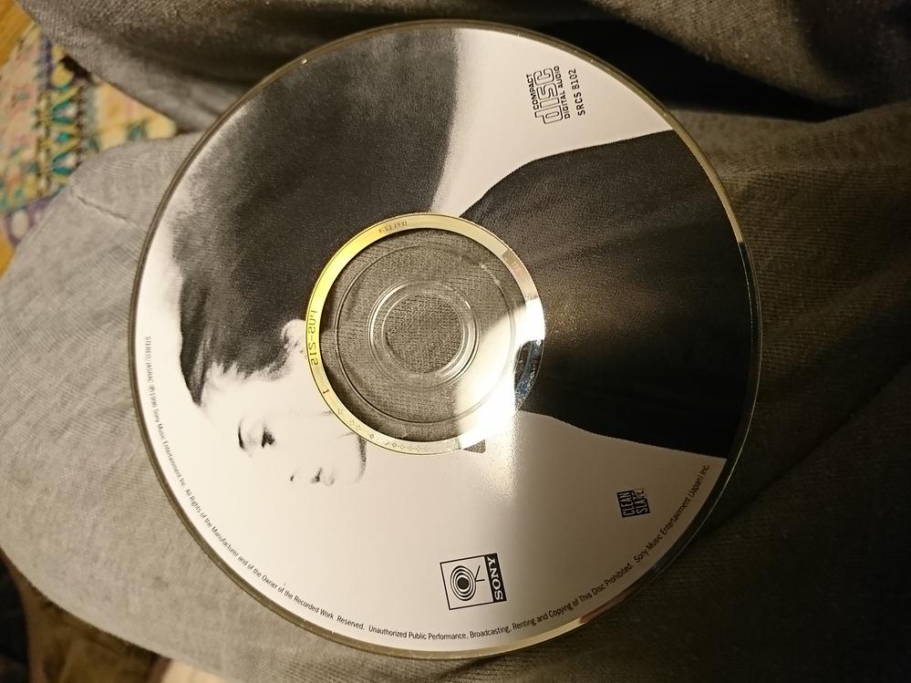 このCDは、何て題名ですか?