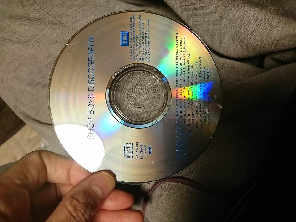 このCDの題名は、何ですか?