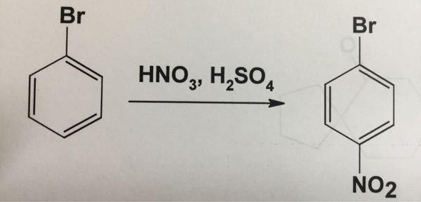 ハロゲンは非共有電子対がベンゼン環に非局在化し、電子吸引性を打ち消すため、弱い不活性化基である。したがって、3置換体ではなく1置換体になる、ということはわかりますが、なぜパラ置換体が主生成物になるのでし ょうか? 確率的にはオルト置換体の方が多く(2倍)出来そうです。Brによる立体障害が原因でしょうか? ご教示いただければ、幸いです。