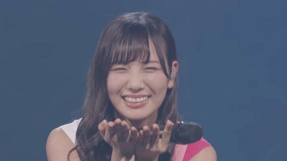 日向坂46の河田陽菜さんの画像についての質問です。添付した画像のGIFをYoutubeのコミュニティで見ました。これは何の動画の一部なのでしょうか?