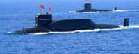 中国人民解放軍海軍の092型原子力潜水艦と094型原子力潜水艦の形状上の違いを教えてください。