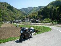 大阪市内から出来るだけ近い写真のようなツーリングスポットあれば教えて欲しいです。