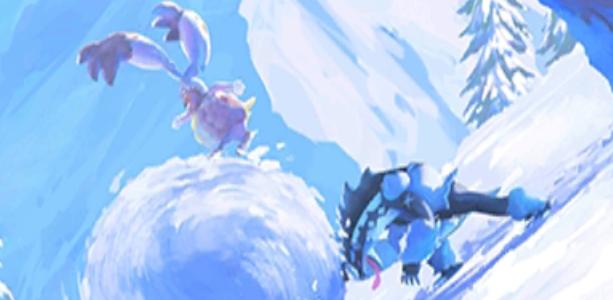 ポケモンGOのロード画面でこのようなポケモンを見るのですが、これは何という名前のポケモンですか? ホルードではない方です。