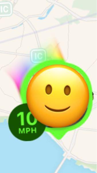 ゼンリーでこのような虹色が出ていたのですがこれは何ですか?